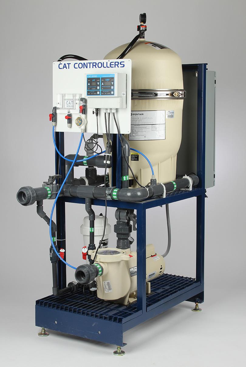 custom mechanical systems by CAE