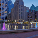 Hennepin County Government Center Plaza